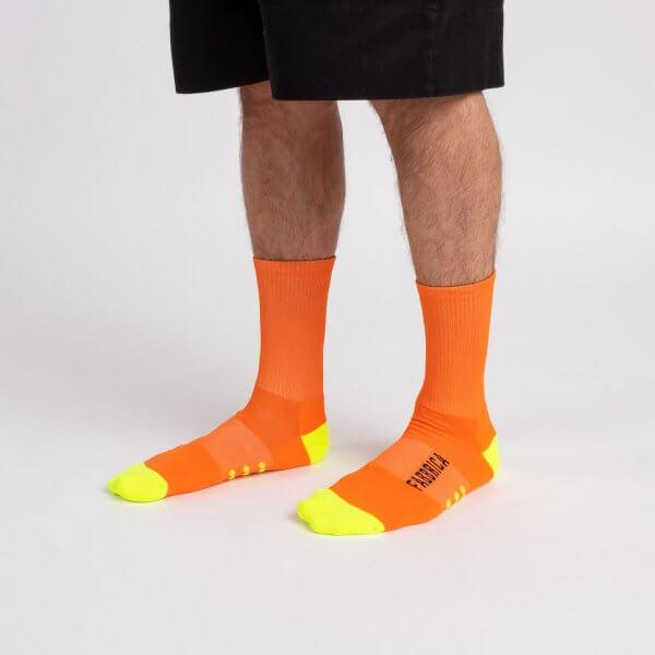 calza-a-q-skin-arancione-logo-fluo