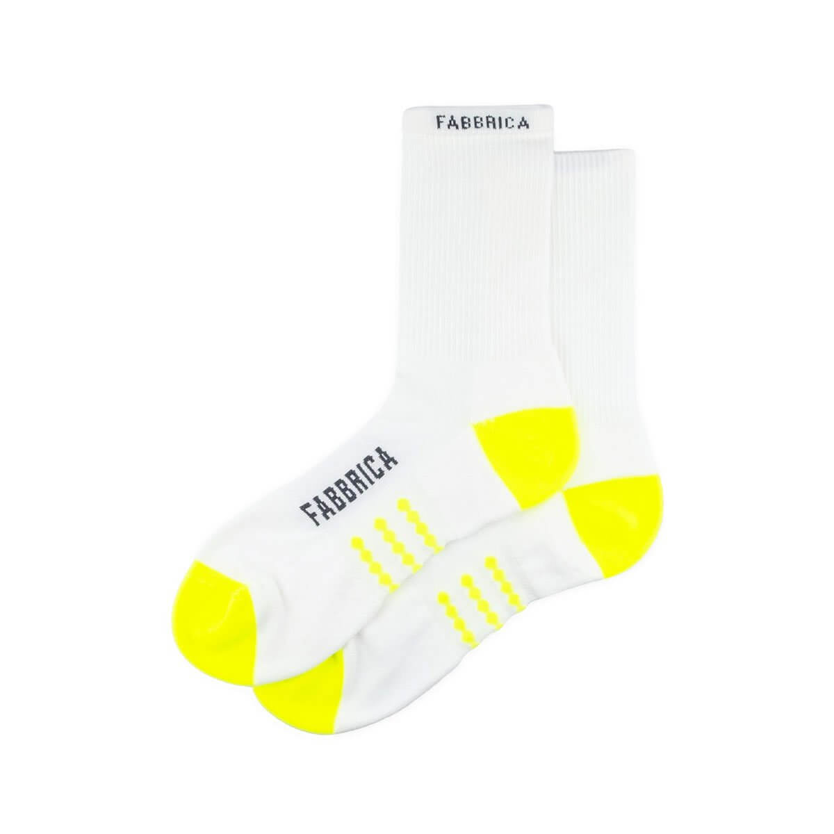 WHITE QSKIN SOCKS
