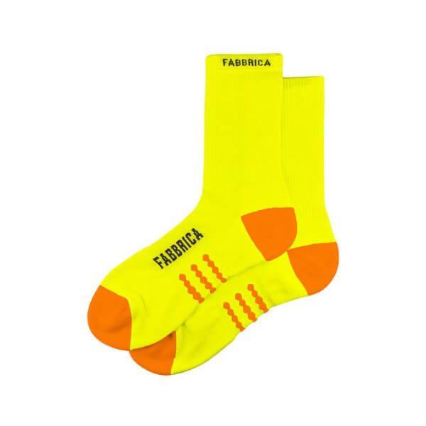 YELLOW QSKIN SOCKS
