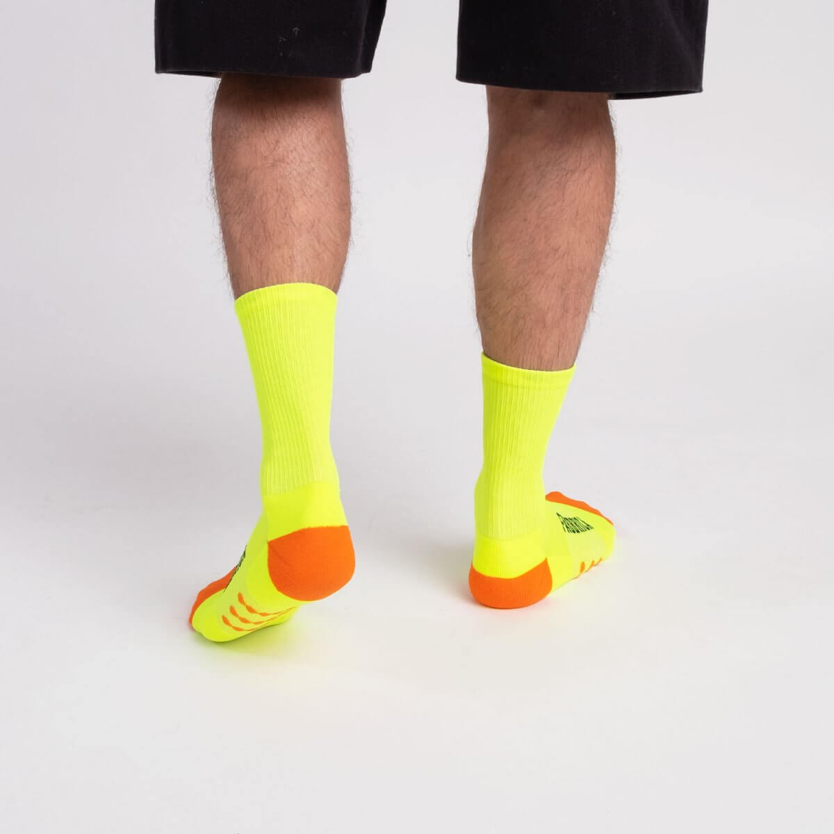 calze-fluo-gialle-qskin-fabbrica