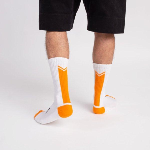 fluo-arancione-calza